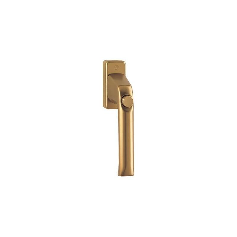 Hoppe Fenstergriff London Druckknopf Alu bronze 35 mm - 6970420