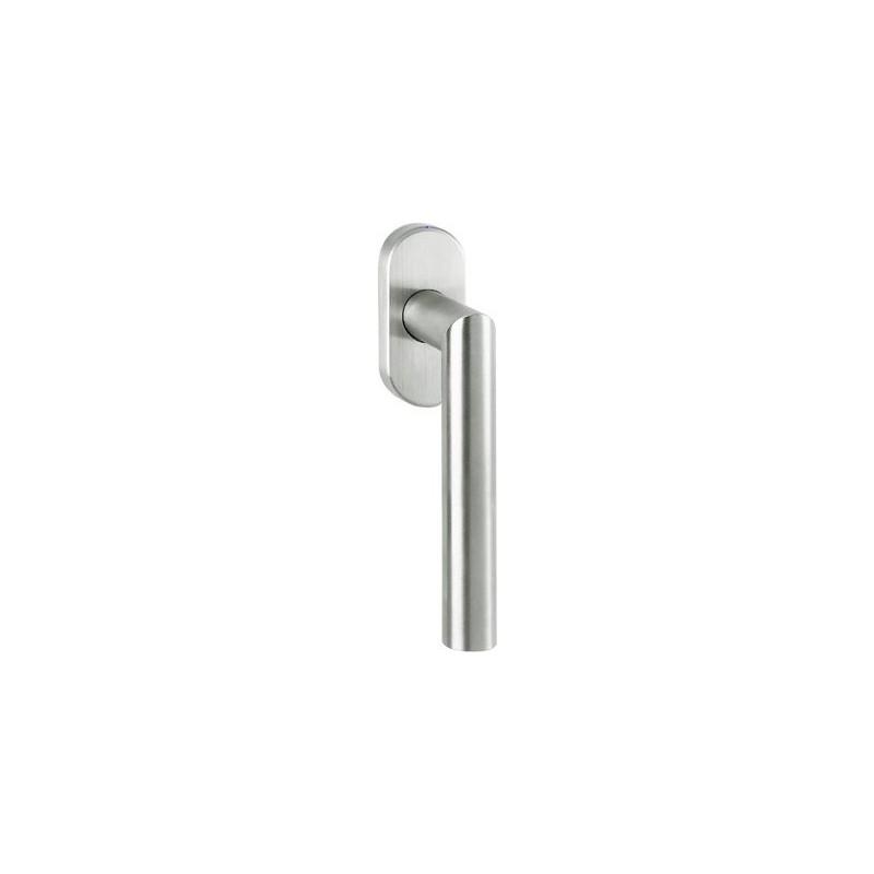 AHB L-Form Edelstahl matt - 1400.3700.16.35