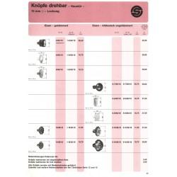 die Knoepfe - Katalogauszug