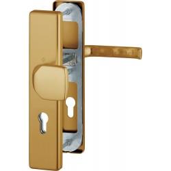 Hoppe Schutzbeschlag London ES1 WE 8/72 mm Alu bronze - 3673219