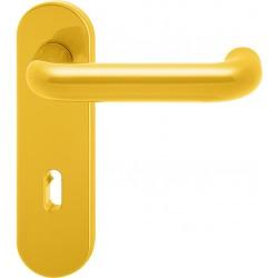 ECO U-Form Kunststoff gelb - 10450007