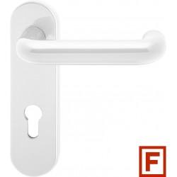 ECO Feuerschutzgarnitur U-Form Nylon weiß PZ - 5030017058
