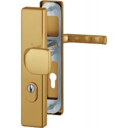 Hoppe Schutzbeschlag London ZA ES1 Alu bronze WE 8/72 mm