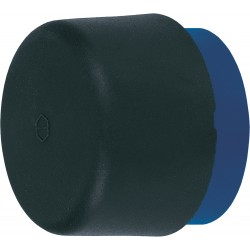Hoppe Tuerstopper K487 Kunststoff saphirblau