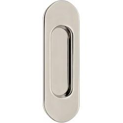 AHB Griffmuschel 9000 Nickel poliert