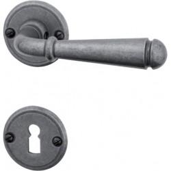 AHB 1699/3670 Schmiedeeisen verzinkt antik grau