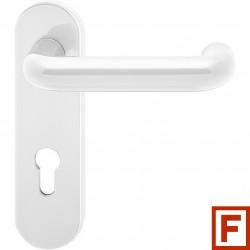 ECO Feuerschutzgarnitur U-Form Nylon weiß PZ
