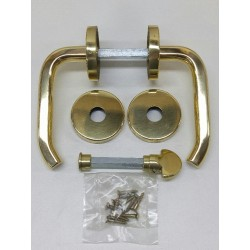Portaferm Iris B-Ware Messing poliert - 10838382