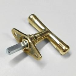 AHB V106 Messing poliert unlackiert - V106.R841.00.42