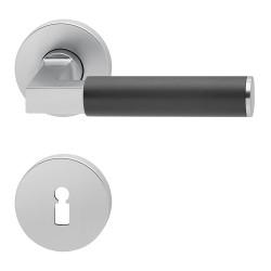 FSB 1102 Aluminium natur / Kunststoff Nylon schwarz - 1102.1731.1735F1SBB