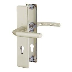 Hoppe Birmingham Aluminium neusilber - 2550567