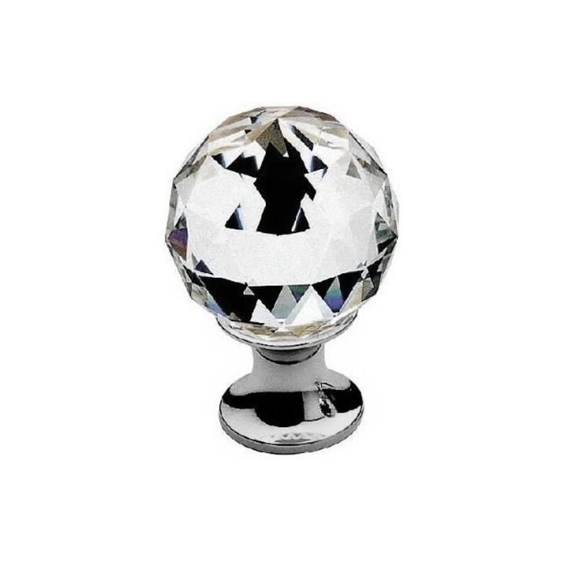 AHB Kristall 9010/1100 Chrom poliert / Glas bzw. Kristall klar