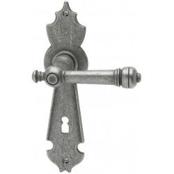 AHB 1670/2672 Schmiedeeisen verzinkt antik grau