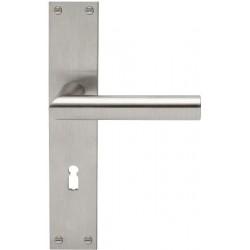 AHB L-Form Edelstahl matt - 1400.2410.16.01