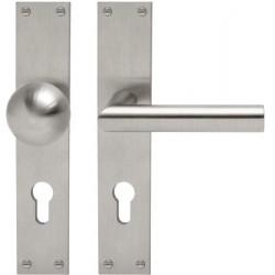 AHB L-Form Edelstahl matt - 1400.2410.16.05