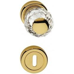 AHB Kristall 8068 Gold poliert / Glas bzw. Kristall klar - 8068.3271.80.01