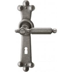 AHB 1674/2684 Schmiedeeisen verzinkt antik grau