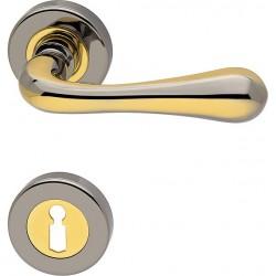Pasotti 9850 Gold poliert / Nickel schwarz - 935000