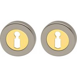 Pasotti 50 Gold poliert / Nickel schwarz - BB11300