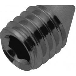 AHB DIN 914 Eisen schwarz berieben - 9000.6000.91.44