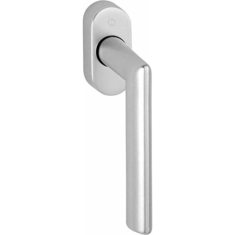 Hoppe Fenstergriff Stockholm Alu natur Secustik® 32-42 mm - 10763183