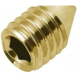 AHB DIN 914 Messing poliert unlackiert - 9000.6000.00.69