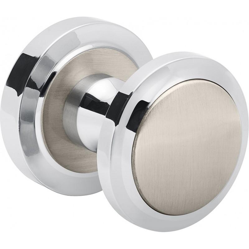 Otero  Chrom poliert / Nickel matt