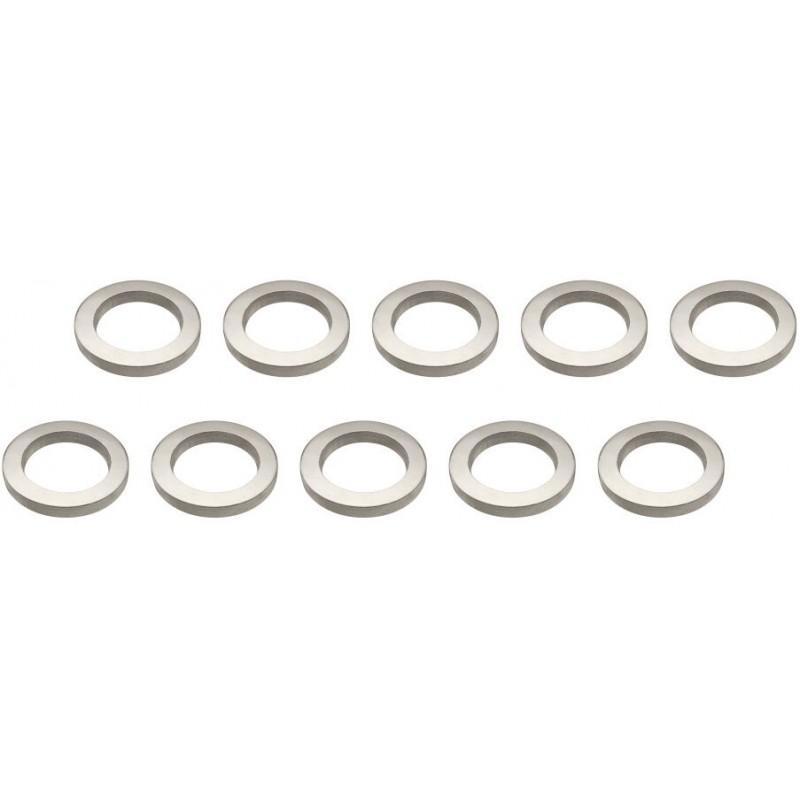 AHB 1001 Nickel - 9001.1001.04.62SET10