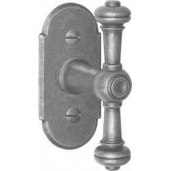 AHB 1967/3767 Schmiedeeisen verzinkt antik grau - 1967.3767.94.35