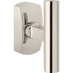 Jatec Bauhaus Nickel poliert PVD - 402.T10.000.004