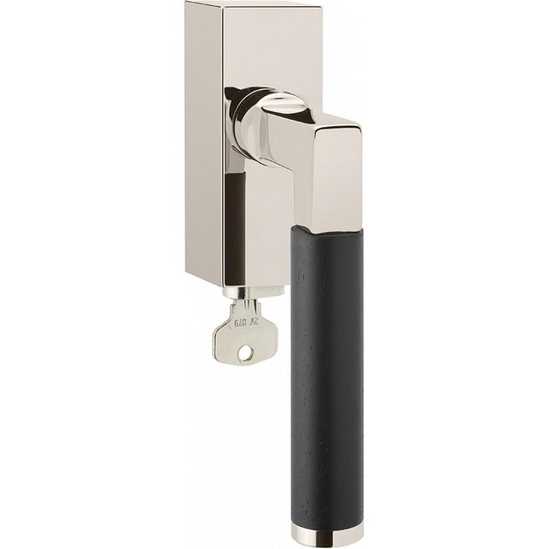 AHB Linea Ebenholz Nickel poliert - 1051.3790.24.35