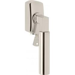 Jatec Bauhaus Nickel poliert PVD - 402.310.00E.004