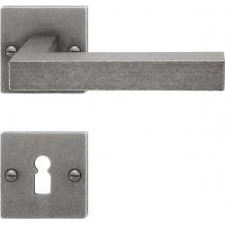 AHB 1685/3680 Schmiedeeisen verzinkt antik grau
