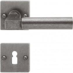 AHB 1690/3680 Schmiedeeisen verzinkt antik grau