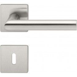 AHB L-Form Edelstahl matt - 1400.3416.16.01