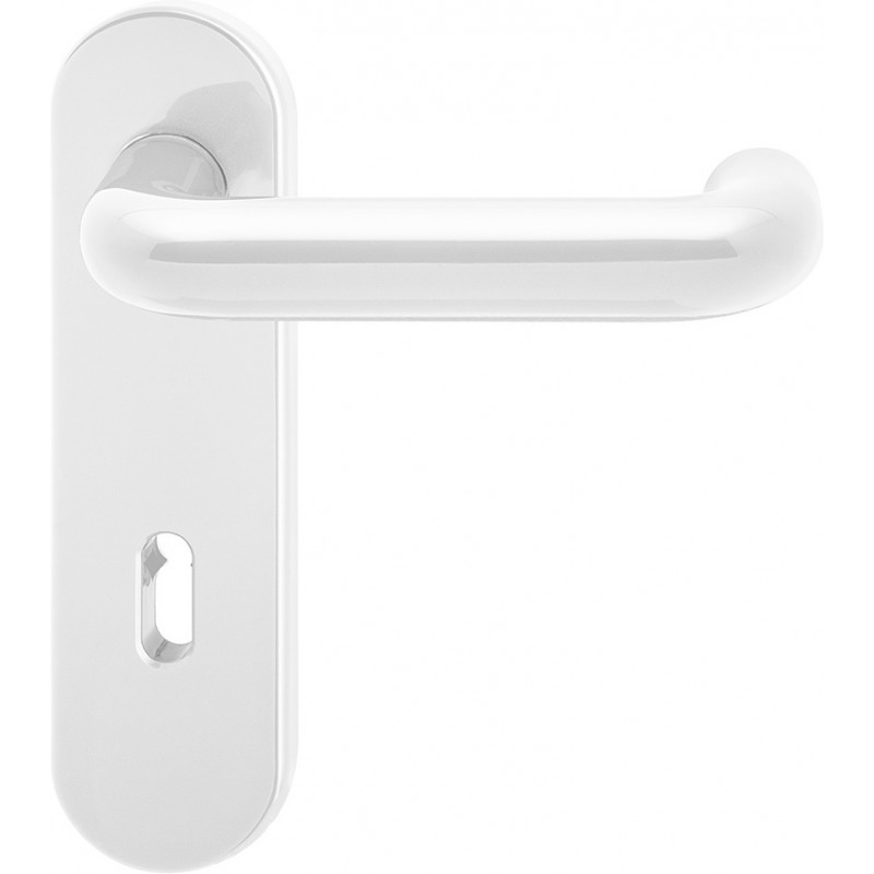 ECO U-Form Kunststoff weiß