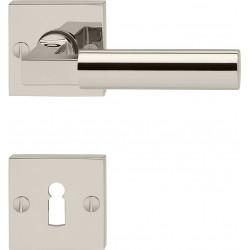 Jatec Bauhaus R 963 Nickel poliert PVD - 402.963.A00.004