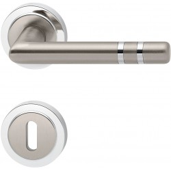 Otero Pallas Chrom poliert / Nickel matt - 1655504