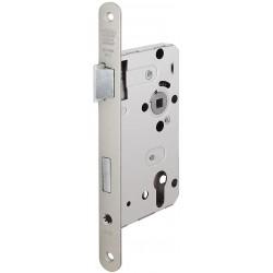 BKS PZ-Einsteckschloss 0415 silberfarben DIN links Metall-Falle 20x235 mm rund - 04150009