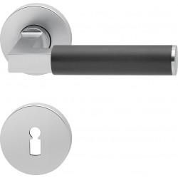 FSB 1102 Alu natur / Kunststoff schwarz - 12.1102.01302.0180
